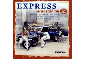 Express - Aranyalbum 2. (CD)