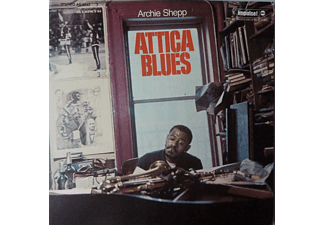 Archie Shepp - Attica Blues (CD)