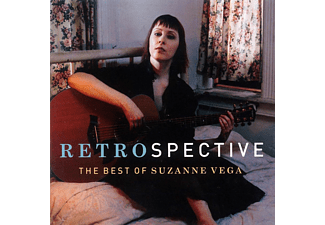 Suzanne Vega - Retrospective - The Best Of Suzanne Vega (CD)