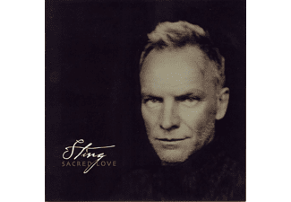 Sting - Sacred Love - New Standard Version (CD)