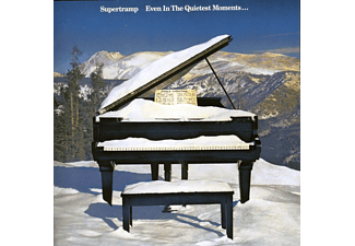 Supertramp - Even In The Quietest Moments (CD)