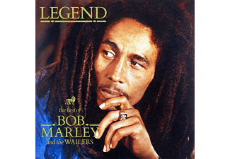Bob Marley & The Wailers - Legend (CD)