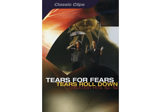 Tears For Fears - Tears Roll Down - Greatest Hits '82 -'92 (DVD)