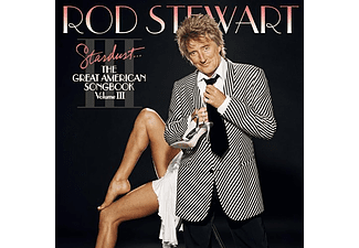 Rod Stewart - Stardust - The Great American Songbook Vol. III (CD)