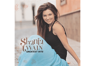 Shania Twain - Greatest Hits (CD)