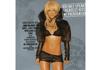 Britney Spears - Greatest Hits - My Prerogative (CD)