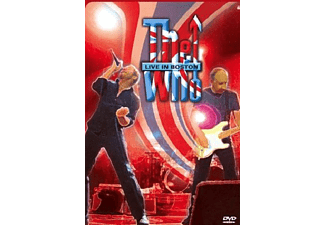 The Who - Live in Boston (DVD)