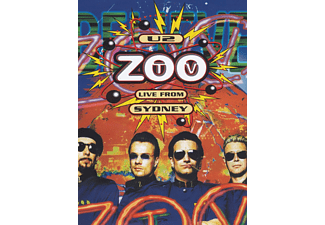 U2 - Zoo TV - Live From Sydney (DVD)