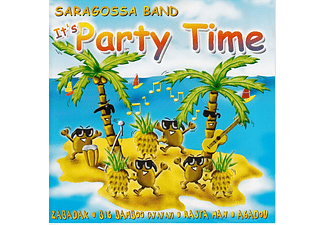 Saragossa Band - It's Party Time (CD)