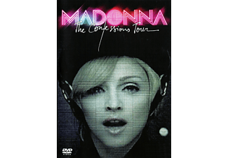 Madonna - The Confessions Tour (CD + DVD)