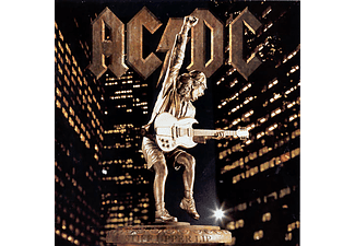 AC / DC - Stiff Upper Lip (CD)