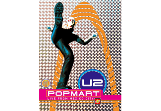 U2 - Popmart - Live From Mexico City (DVD)
