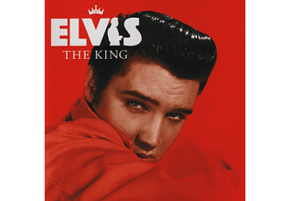 Elvis Presley - The King (CD)