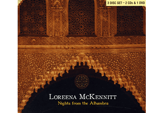 Loreena McKennitt - Nights From The Alhambra (CD + DVD)