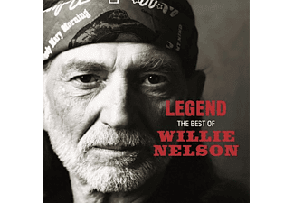 Willie Nelson - Legend - The Best of Willie Nelson (CD)
