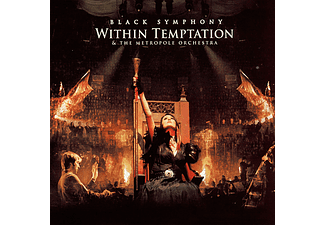 Within Temptation - Black Symphony (CD)
