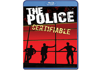 The Police - Certifiable+Blu-ray (CD + Blu-ray)