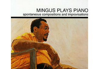 Charles Mingus - Mingus Plays Piano (CD)