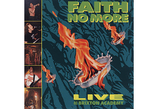 Faith No More - Live at the Brixton Academy (CD)