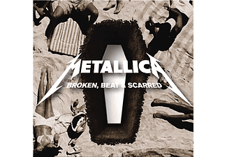Metallica - Broken, Beat & Scarred (CD)