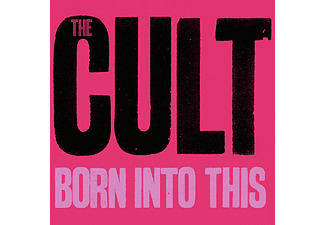 The Cult - Born Into This (CD)
