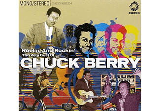 Chuck Berry - Reelin' And Rockin' - The Very Best Of (CD)