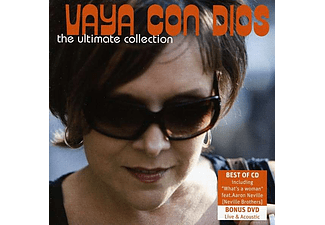 Vaya Con Dios - The Ultimate Collection (CD + DVD)