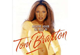 Toni Braxton - Breathe Again - The Best Of Toni Braxton (CD)