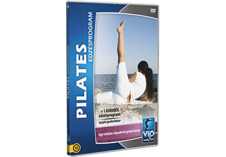 Pilates edzésprogram (DVD)