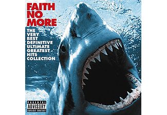 Faith No More - Very Best Definitive Ultimate Greatest Hits Collection (CD)