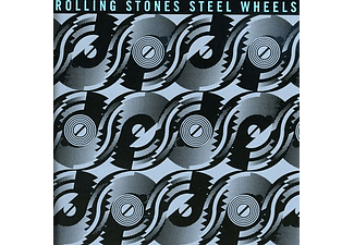 The Rolling Stones - Steel Wheels (2009 Remastered) (CD)