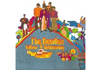 The Beatles - Yellow Submarine (CD)