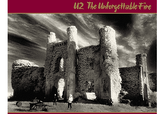 U2 - The Unforgettable Fire (Vinyl LP (nagylemez))