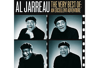 Al Jarreau - The Very Best of - An Excellent Adventure (CD)