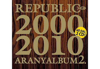 Republic - Aranyalbum 2. (CD)