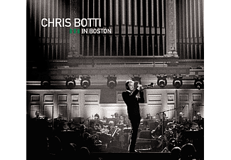 Chris Botti - Live In Boston (CD)