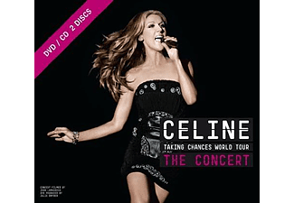 Céline Dion - Taking Chances World Tour - The Concert (DVD + CD)