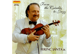 Ferenc Santa Jr - From The Csardas To Jazz (CD)