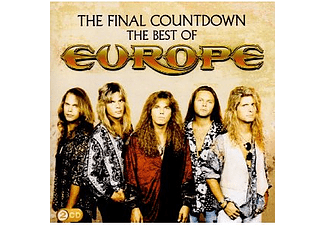 Europe - The Final Countdown (CD)