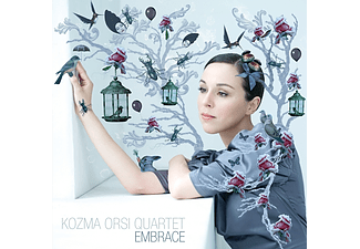Kozma Orsi Quartet - Embrace (CD)