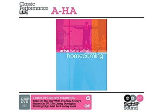 A-Ha - Homecoming - Live At Vallhall (CD + DVD)