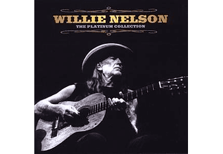 Willie Nelson - The Platinum Collection (CD)