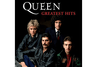 Queen - Greatest Hits Vol. 1 - Remastered (CD)