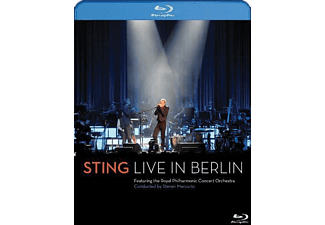 Sting & Royal Philharmonic Concert Orchestra - Live In Berlin (Blu-ray)
