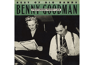 Peggy Lee & Benny Goodman - Benny Goodman Featuring Peggy Lee (CD)