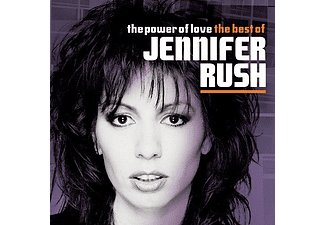 Jennifer Rush - The Best of - The Power of Love (CD)