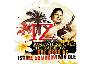 Israel Kamakawiwoʻole - Somewhere Over The Rainbow - The Best Of IZ (CD)