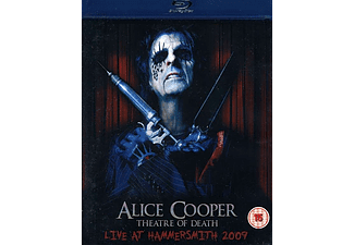 Alice Cooper - Theatre Of Death - Live At Hammersmith 2009 (Blu-ray)
