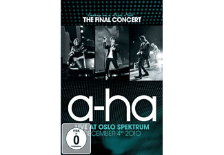 A-Ha - Ending On A High Note - The Final Concert (DVD)