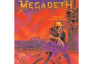 Megadeth - Peace Sells... But Who's Buying? - 25th Anniversary Edition (CD)